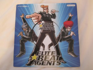 Elite Beat Agents - Front Cover