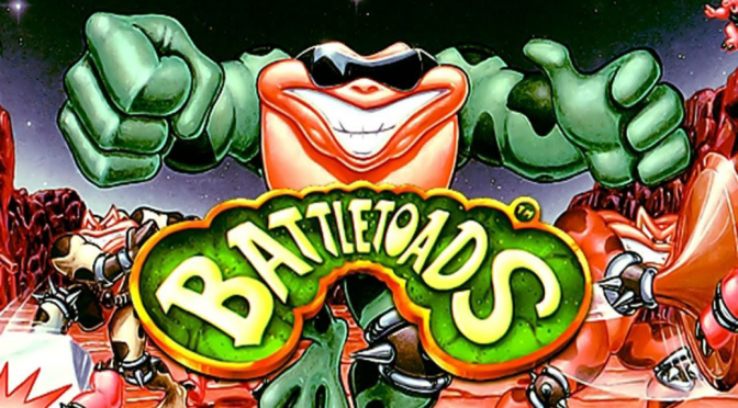 Battletoads OST to be released on vinyl