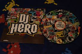 DJ Hero Mock Vinyl