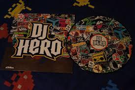DJ Hero Mock Vinyl