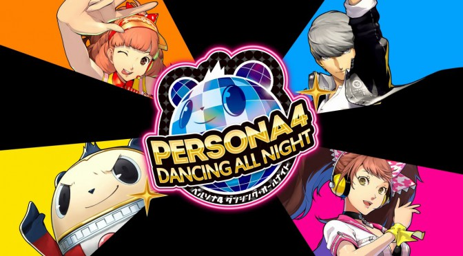 Atlus confirms Persona 4: Dancing All Night remix soundtrack on vinyl