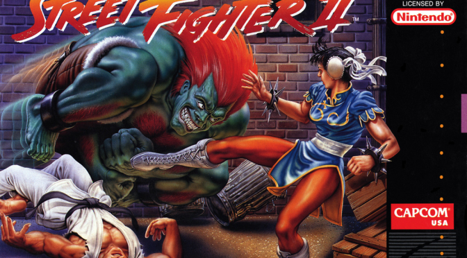 New label announces Street Fighter II Arcade OST on vinyl