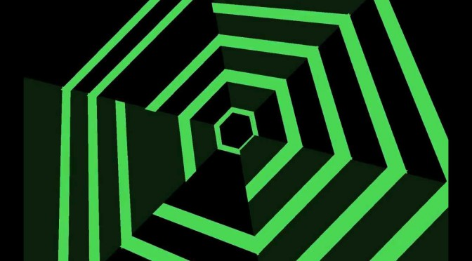 An EP featuring music from Super Hexagon is being released on vinyl