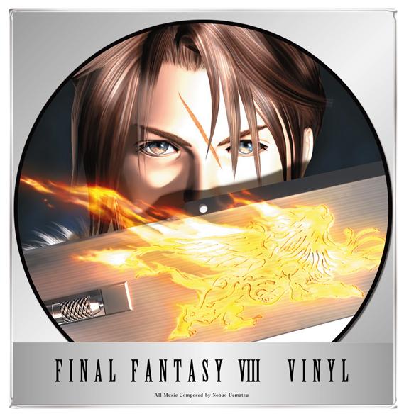 Final Fantasy VIII - Mockup