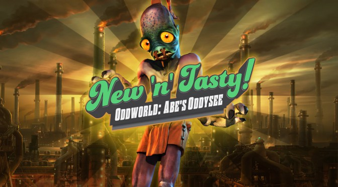 Music from Oddworld: New n' Tasty to be released on vinyl