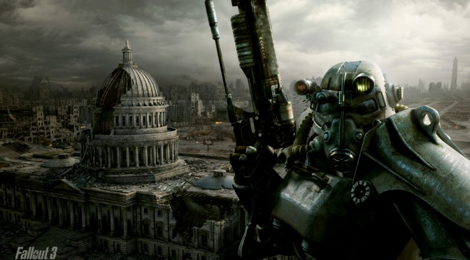 Spacelab9's Fallout 3 vinyl soundtrack finally announced