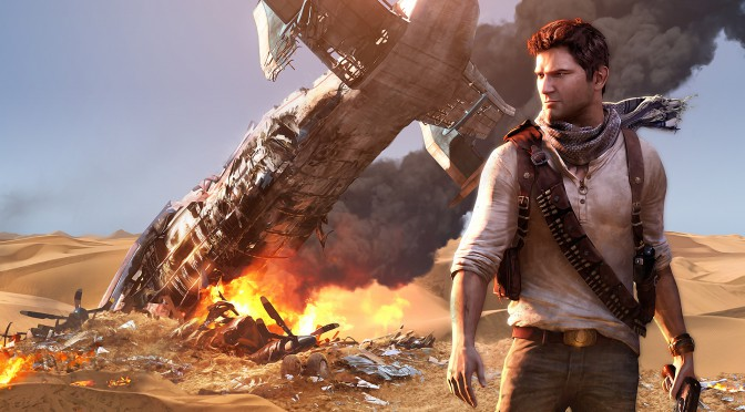 Uncharted 3LP collection coming from Iam8bit