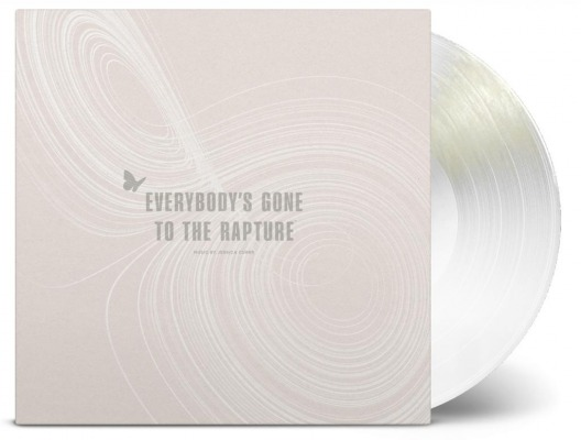 Everybody's Gone To The Rapture - Mockup