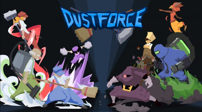 Dustforce vinyl soundtrack to be released by iam8bit