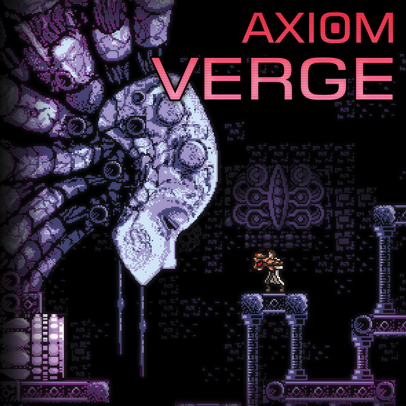 Axiom Verge Front