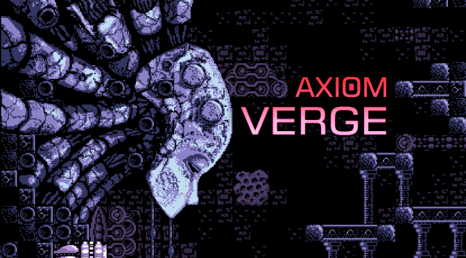 The Axiom Verge vinyl soundtrack will be released on January 18