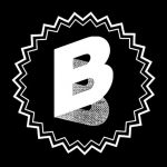 Black Screen Records - Logo