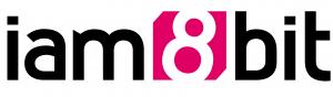iam8bit - Logo