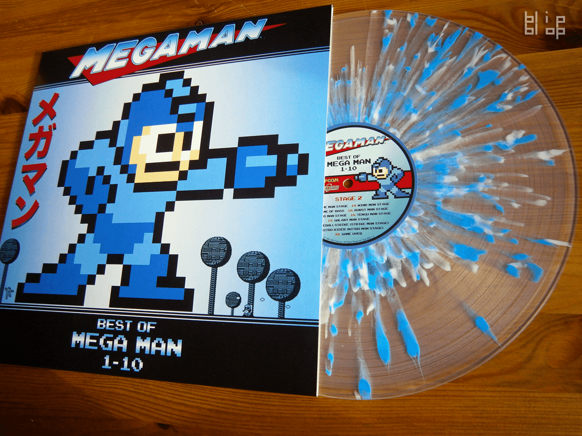 Mega Man - Cover + Record