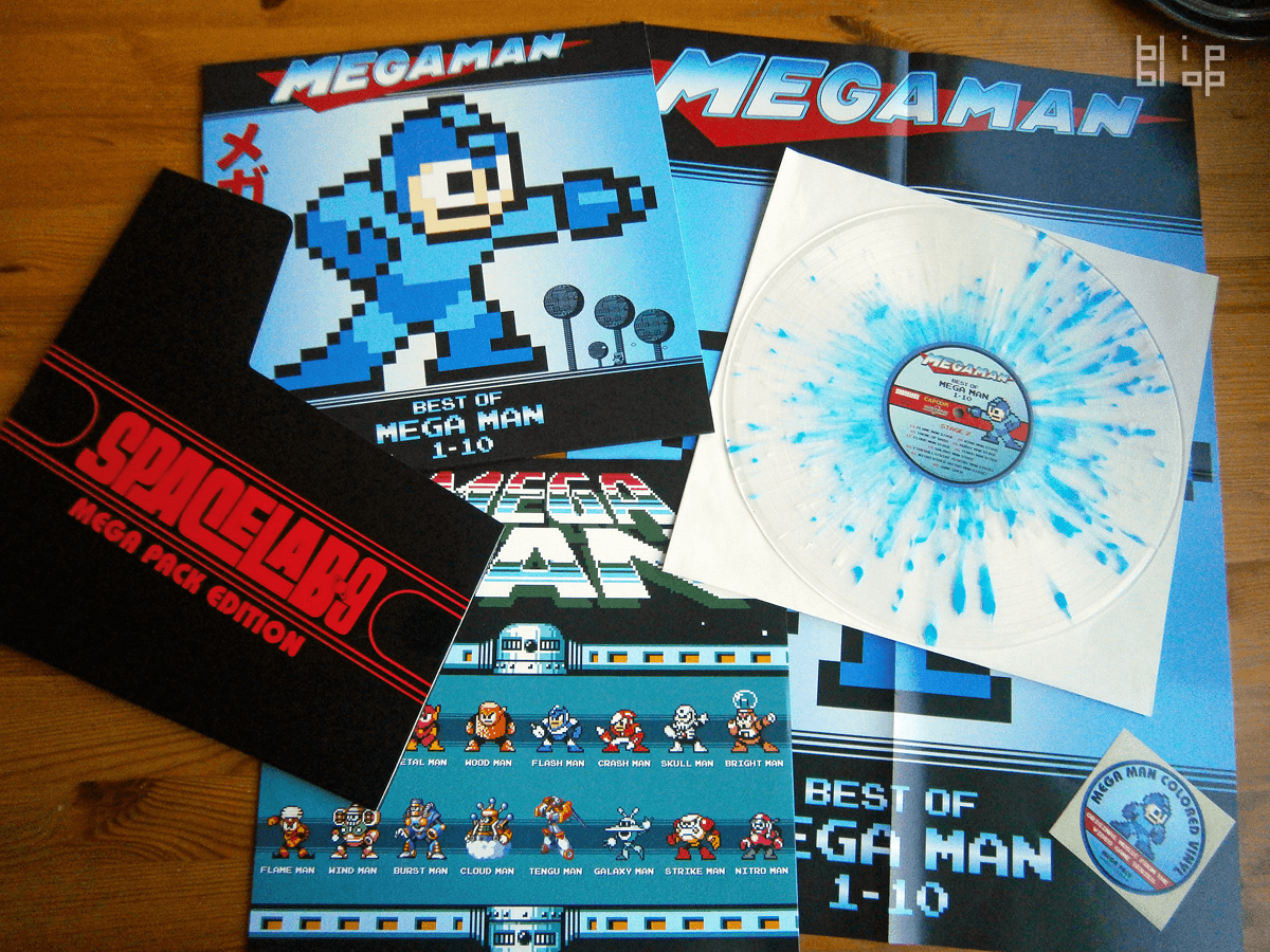 Mega Man - Contents