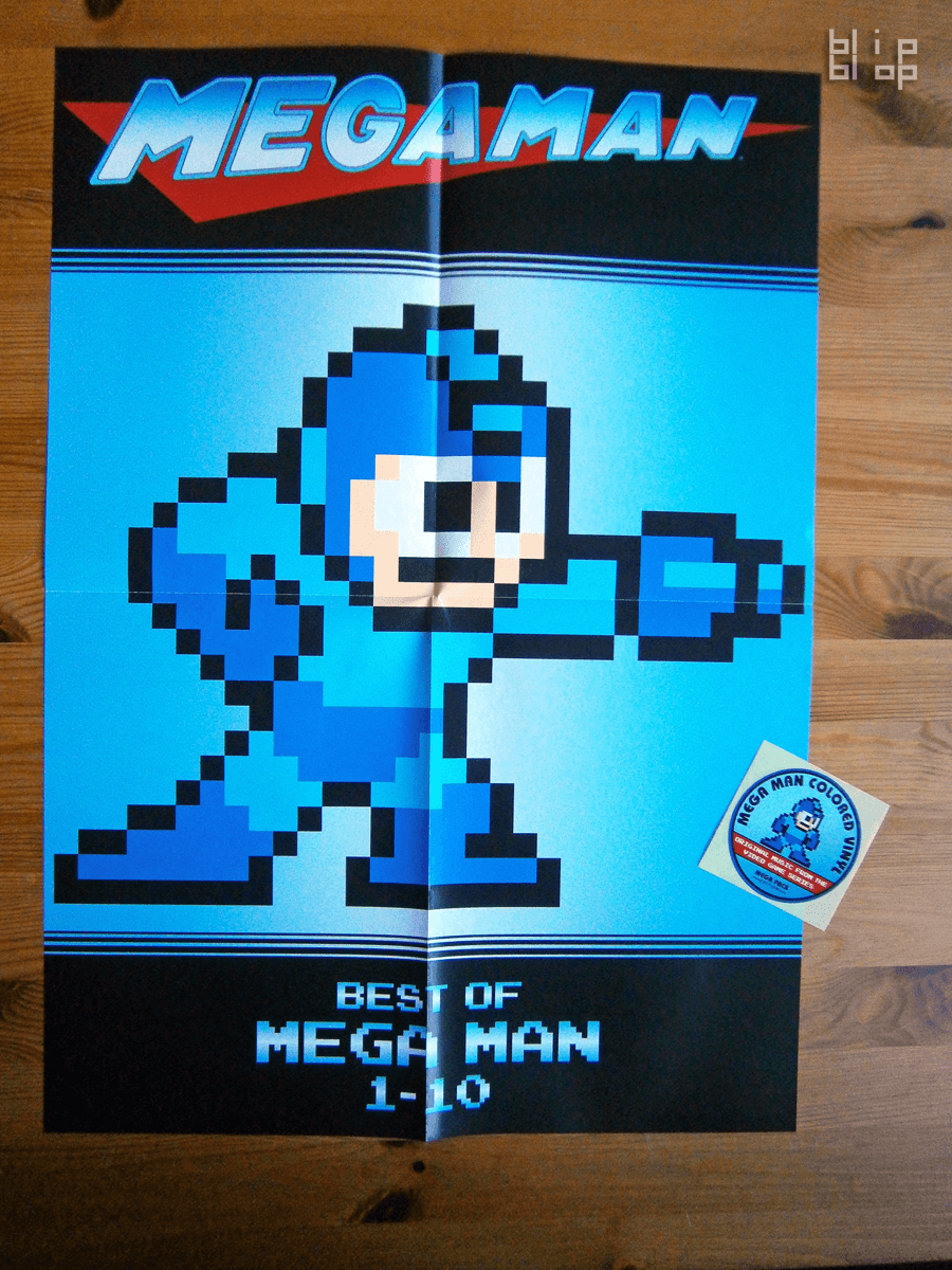 Mega Man - Poster