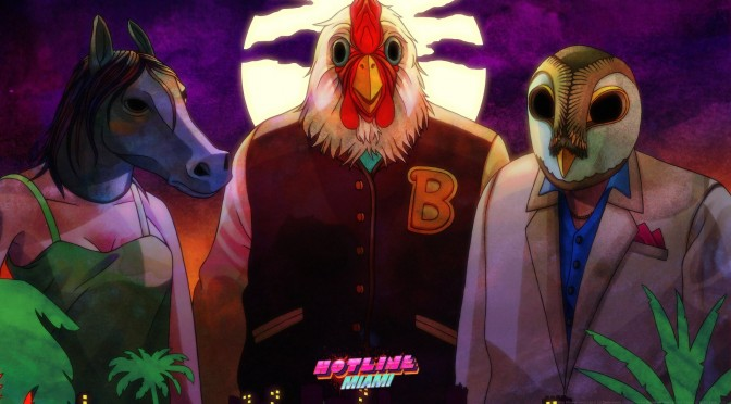 A Hotline Miami 3LP release can now be backed on Kickstarter