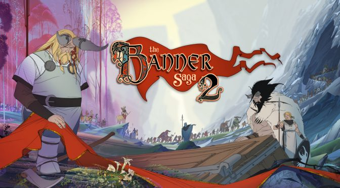 iam8bit to release The Banner Saga 2 soundtrak on vinyl