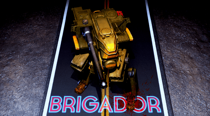 Makeup And Vanity Set's Brigador Soundtrack will be released on vinyl