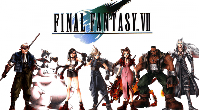 Square Enix to release Final Fantasy VII/Remake 2LP