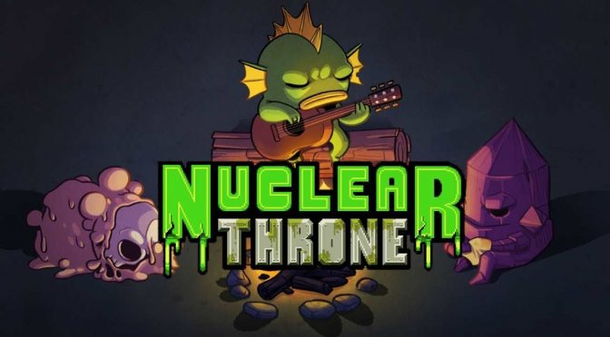 Ghost Ramp to release the soundtrack to Nuclear Throne
