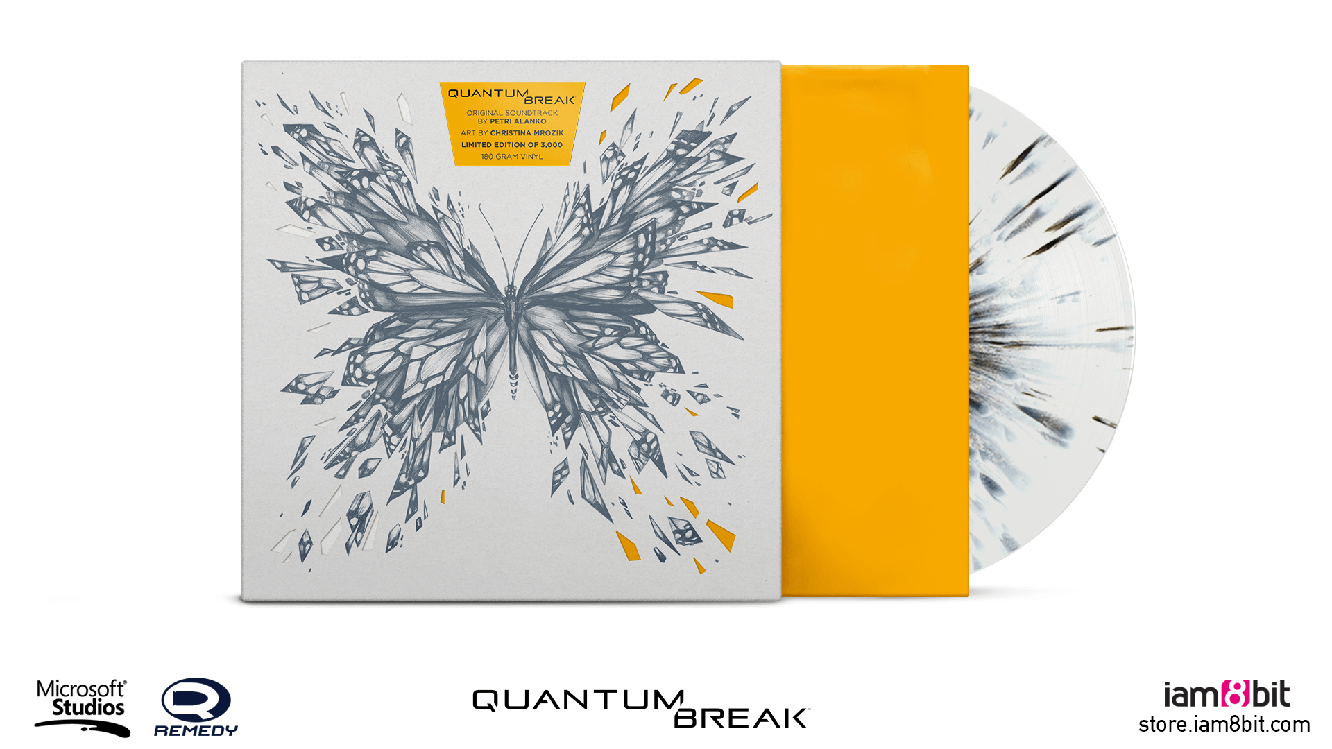Quantum Break - Mockup