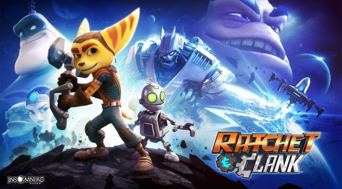 iam8bit to release the Ratchet & Clank soundtrack on vinyl