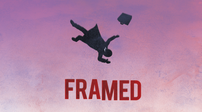 The soundtrack to Framed to be released on vinyl by iam8bit