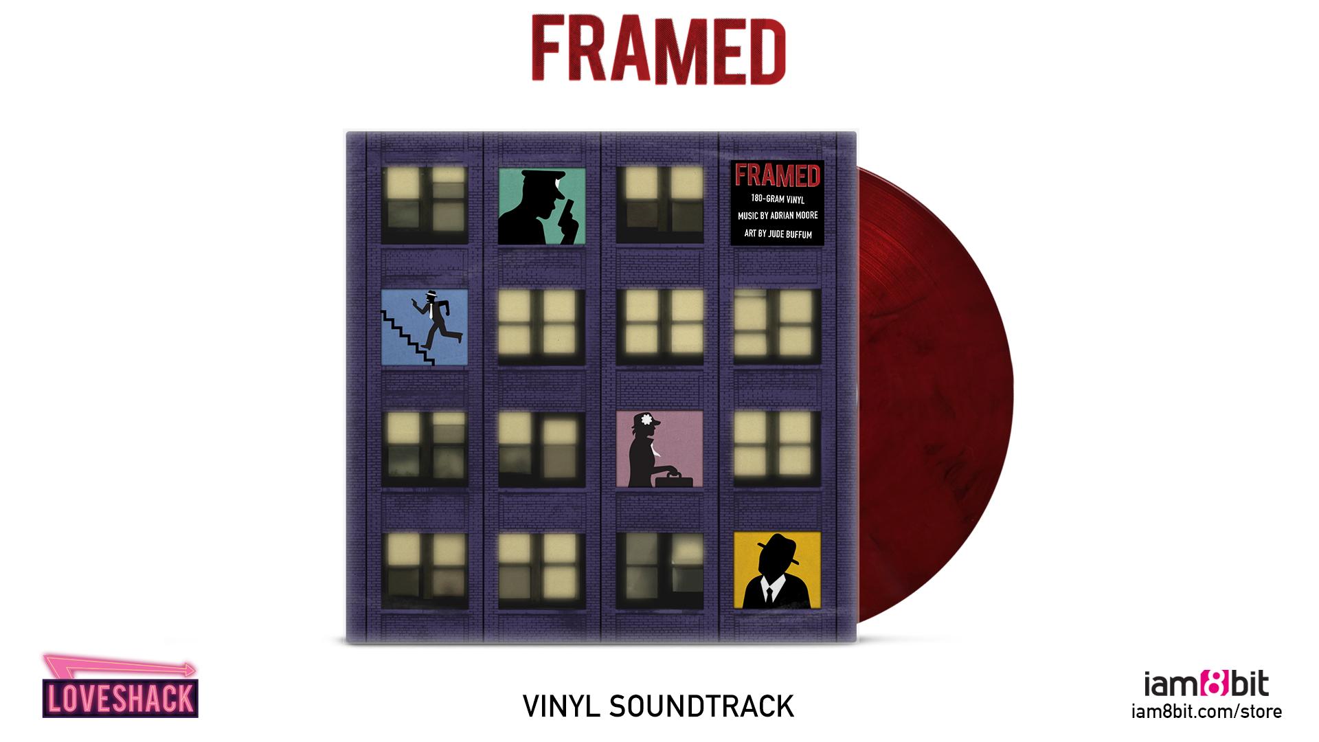 Framed - Mockup