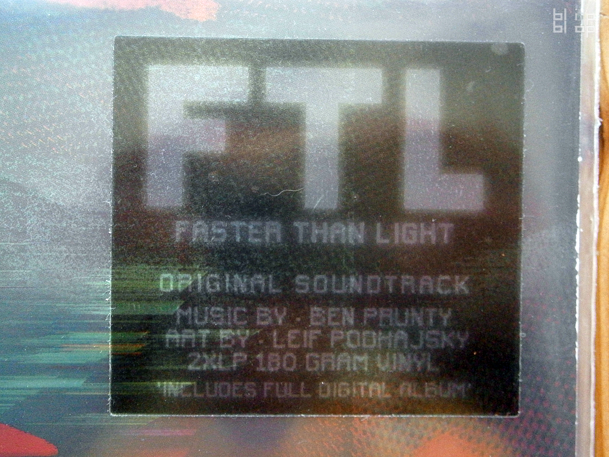 FTL: Faster Than Light - Sticker