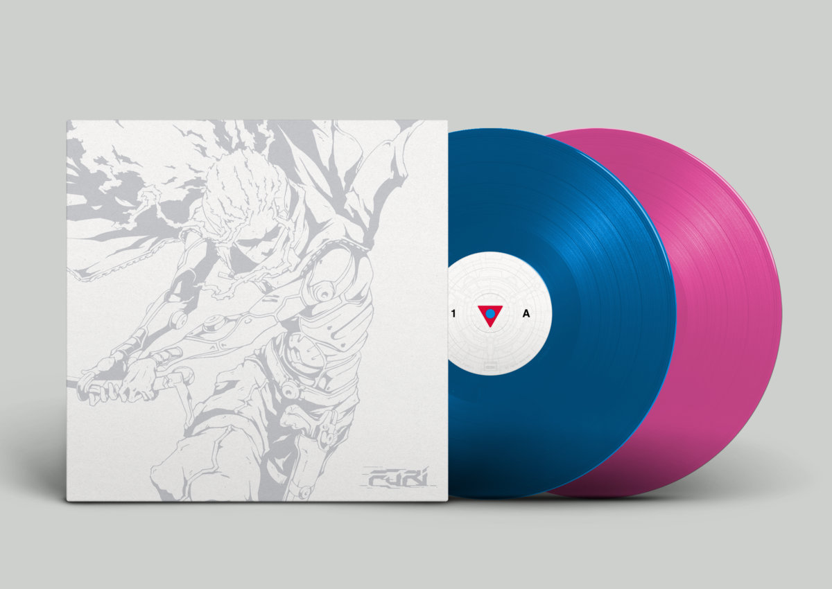 Furi - Mockup Front & Records
