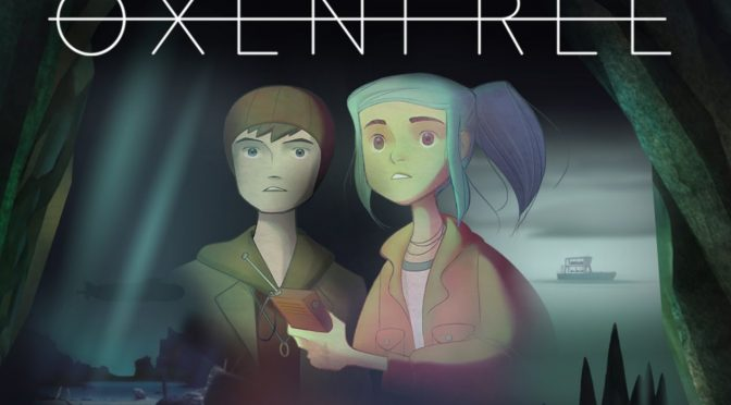 SCNTFC's Oxenfree Soundtrack can now be preordered on vinyl via iam8bit