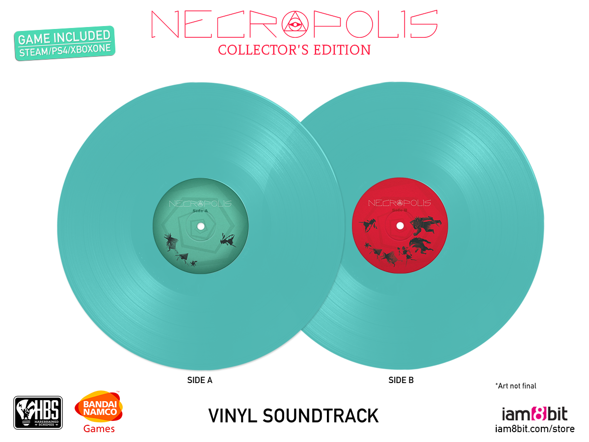 Necropolis - Mockup Records