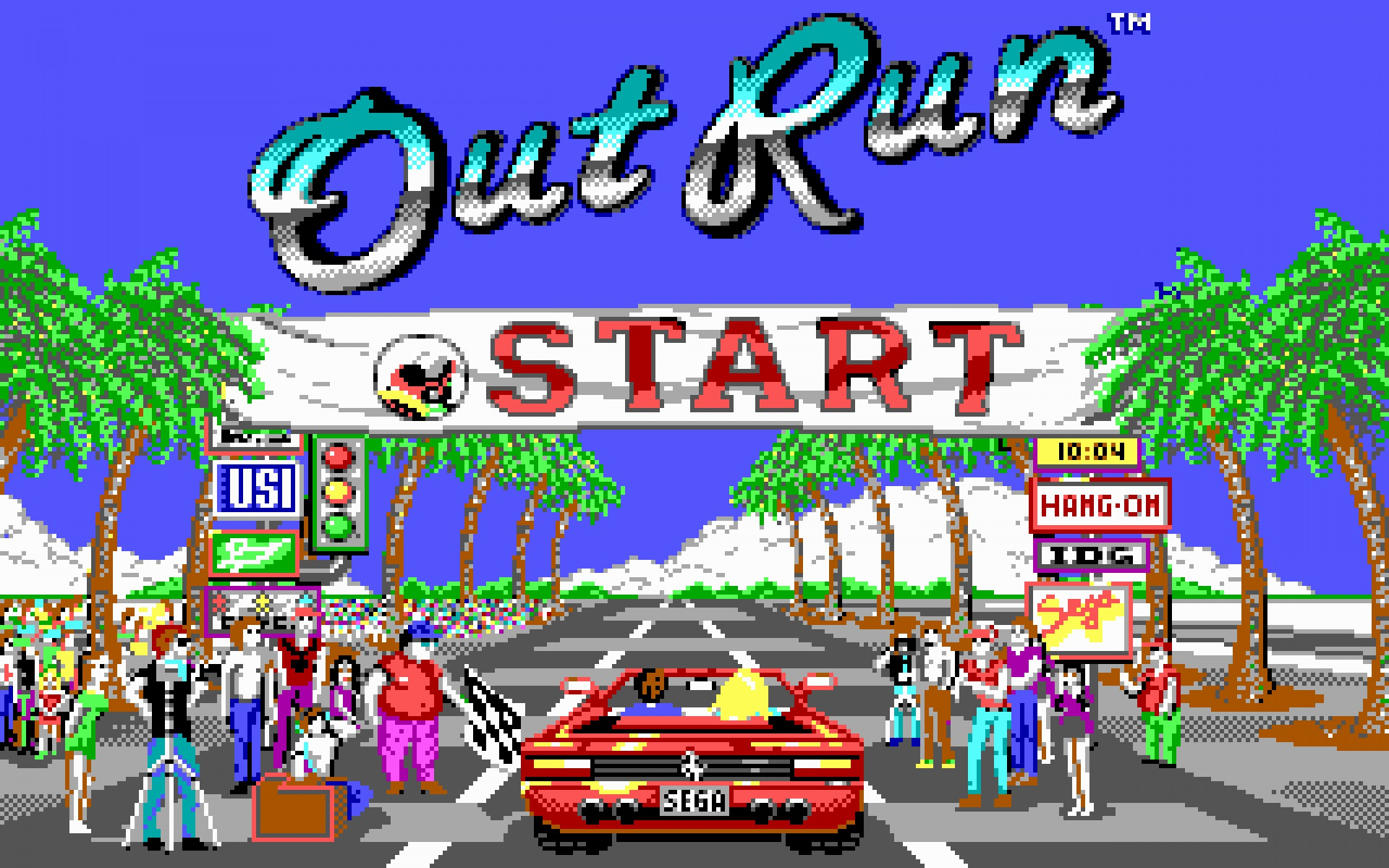 Data Discs To Open Preorders For The Outrun Vinyl