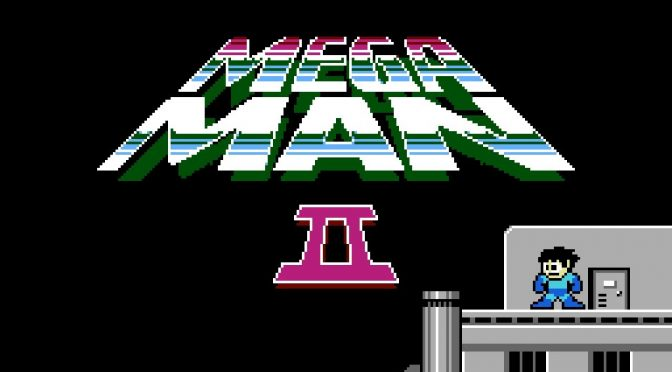 Mega Man II - Feature