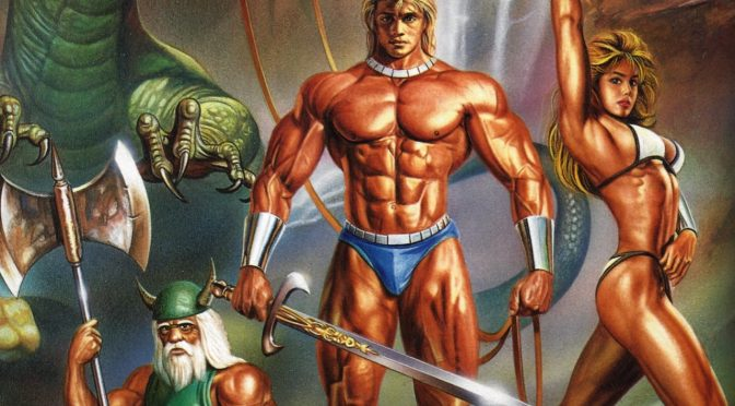Data Discs will be releasing Golden Axe I & II on vinyl