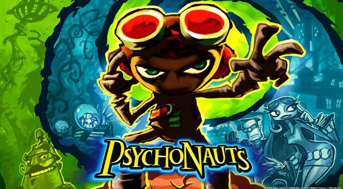 Psychonauts - Feature