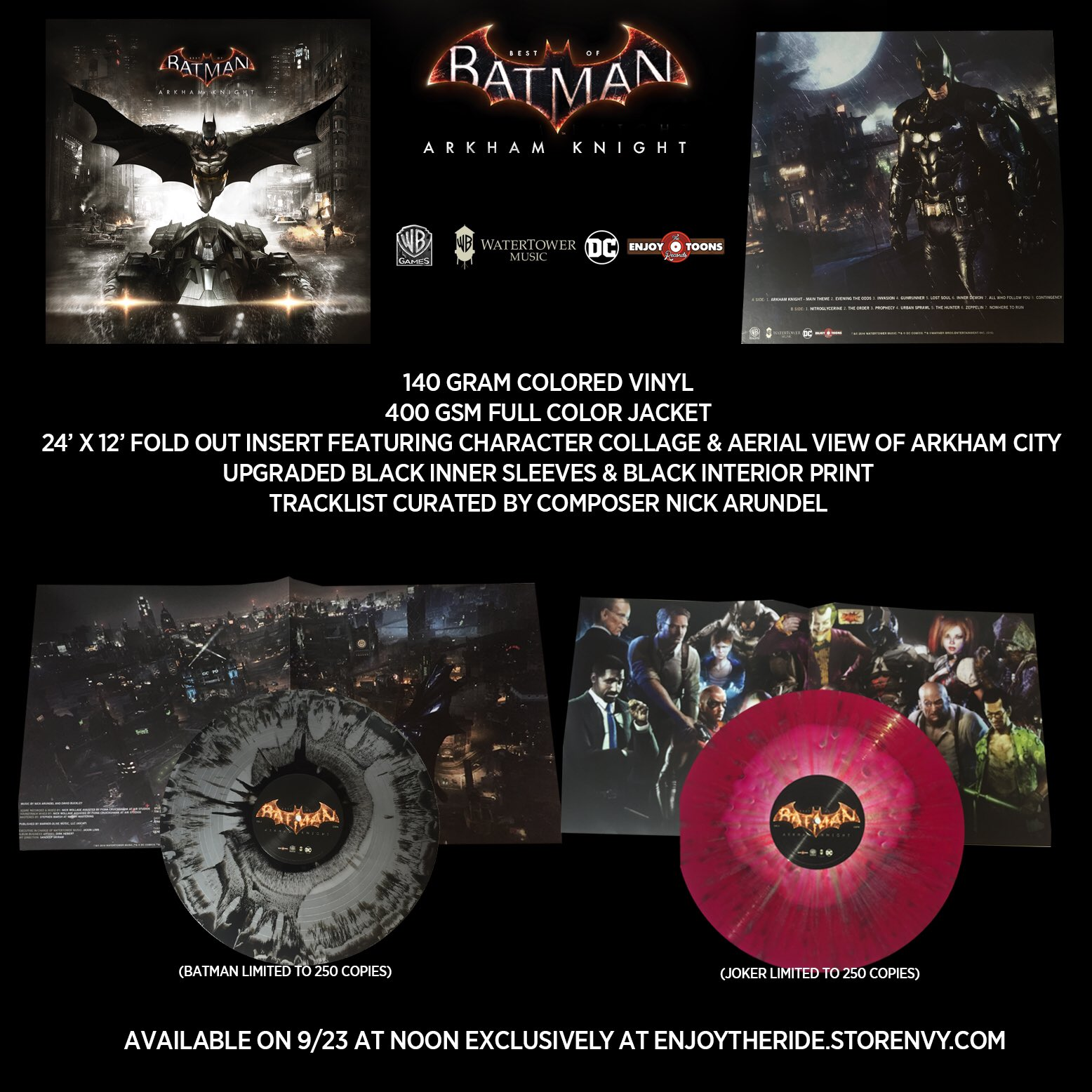 Batman: Arkham Knight - Announcement