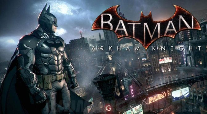 Enjoy The Ride will be releasing the Batman: Arkham Knight soundtrack