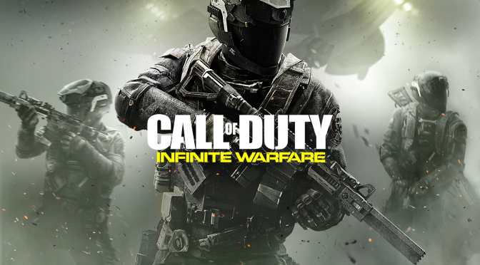 iam8bit have two Call Of Duty: Infinite Warfare vinyl releases planned for this year