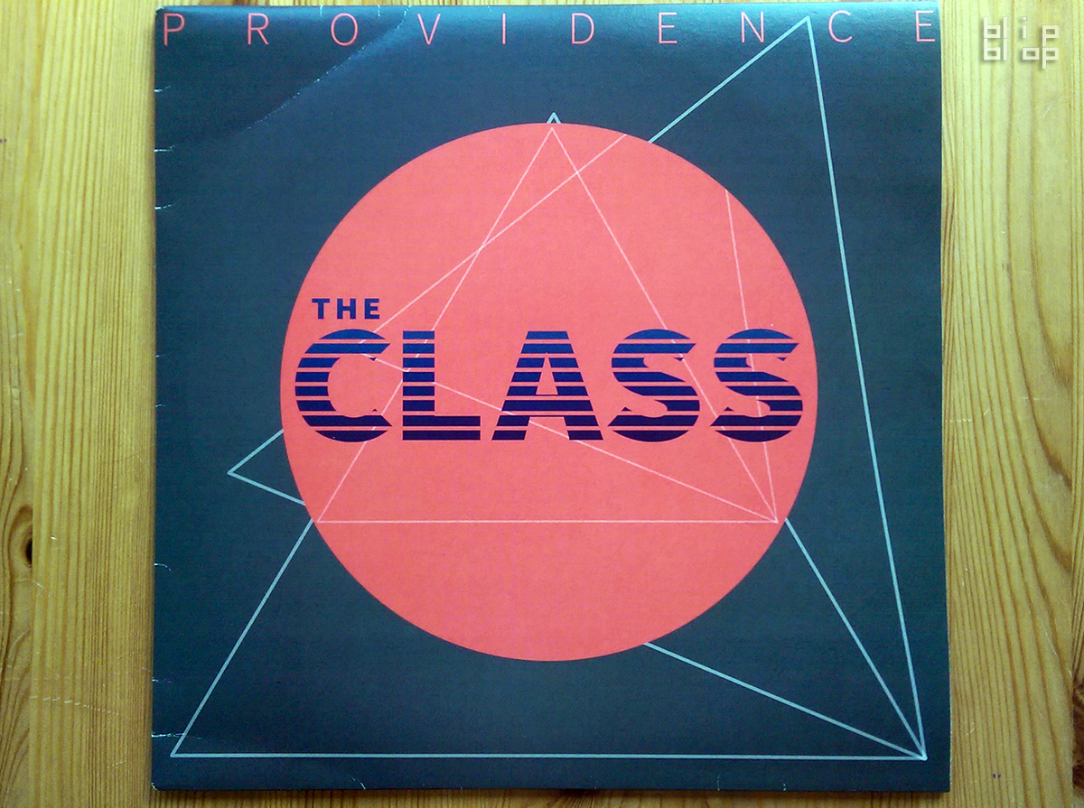 Providence - Front Cover