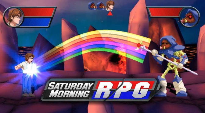 Saturday Morning RPG - Feature