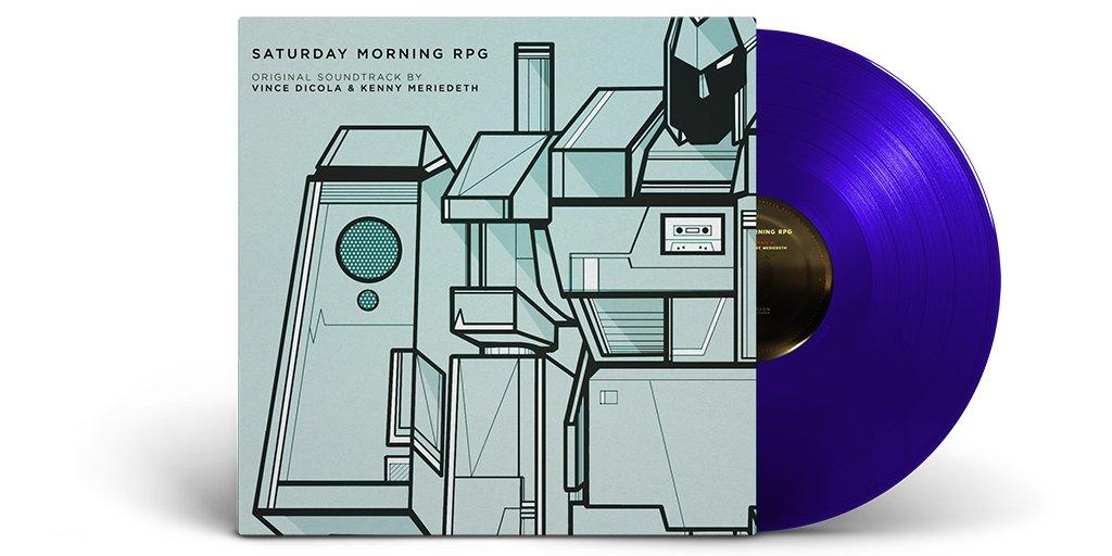 Saturday Morning RPG - Mockup