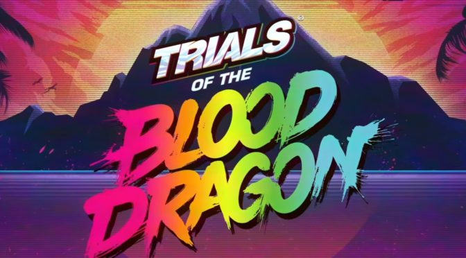 Power Glove's Trials Of The Blood Dragon soundtrack will be getting a vinyl release from Invada