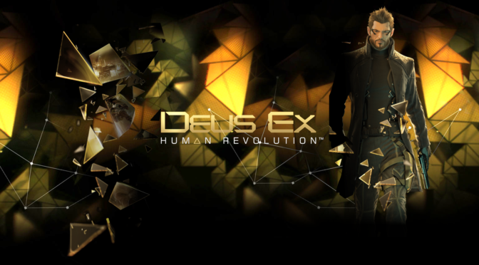 The Deus Ex: Human Revolution soundtrack can be preordered on vinyl