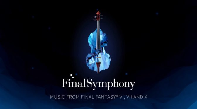 Laced Records will be releasing Final Symphony and Symphonic Fantasies Tokyo on vinyl