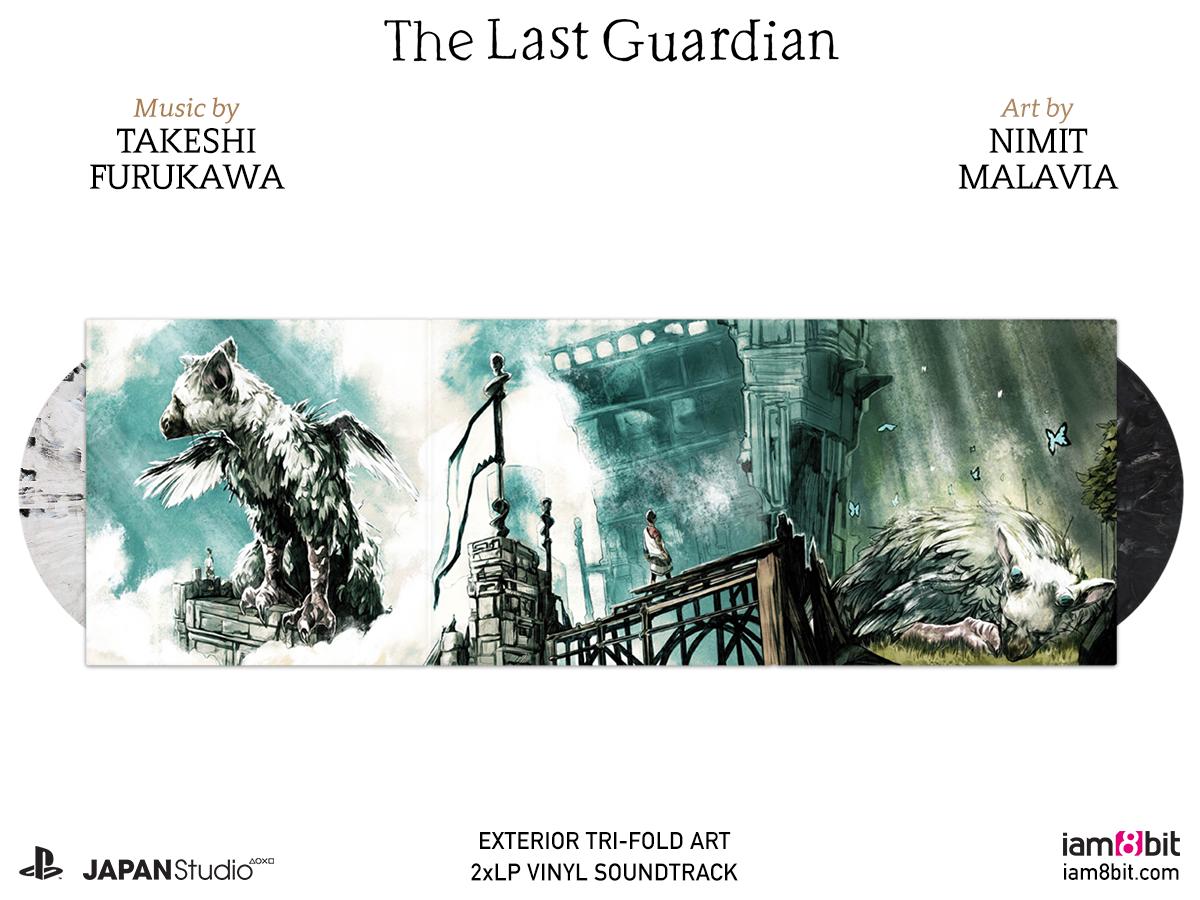 The Last Guardian - Mockup