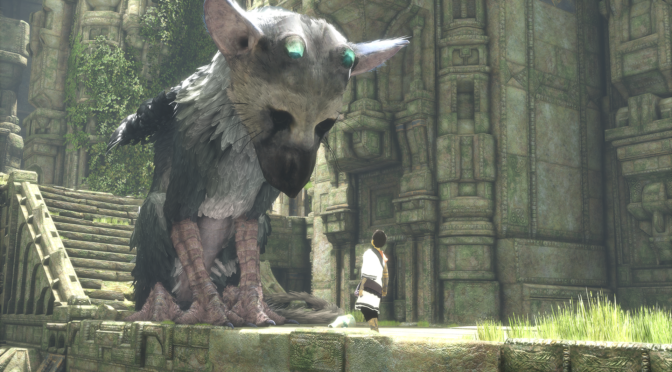iam8bit just opened up preorders for a The Last Guardian 2LP release