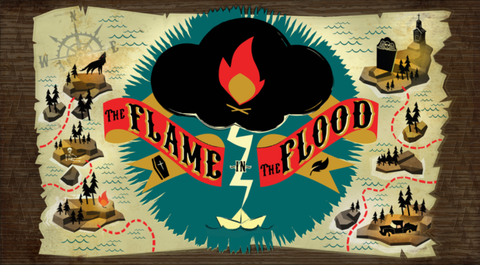 The soundtrack to The Flame In The Flood is getting a vinyl release