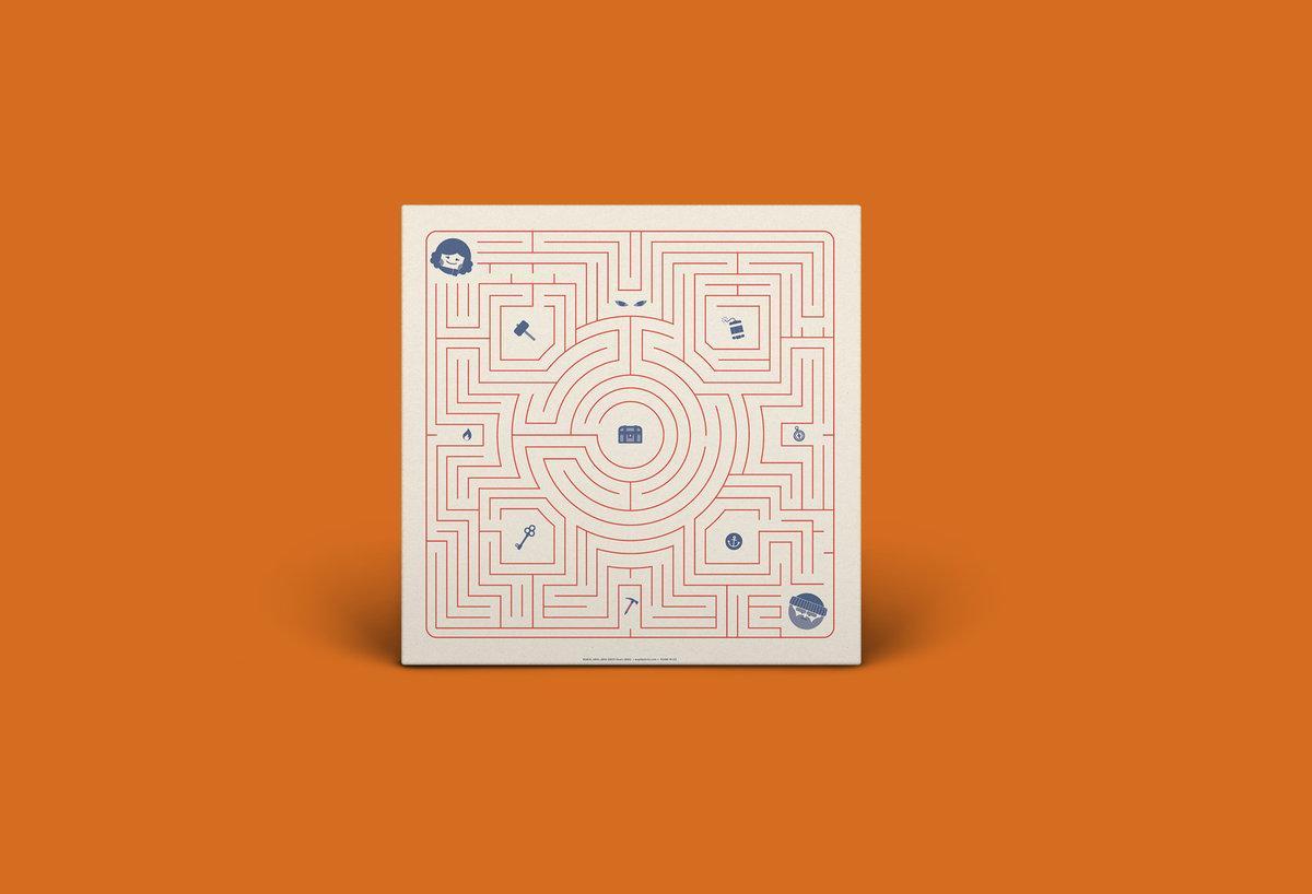 Two Dots - Back Cover Mockup